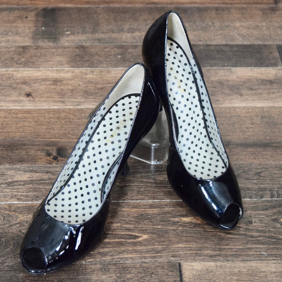 Schuhe Für Mädchen Girls Spot On Peep Toe Shoes Kindermode, Schuhe & Access.